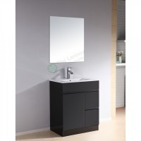 Vanity - Heron PVC Series N700F Black 100% Water Proof