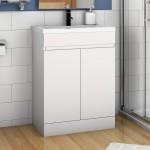 Vanity - Heron Series Plywood N700F White - 100% Water Proof
