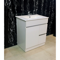 Vanity - Heron Series Plywood N700F White - 100% Water Proof