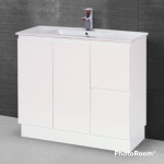 Vanity - Heron Plywood Series N900F White 100% Water Proof