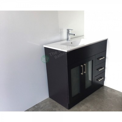Vanity - Misty Series 900F Black