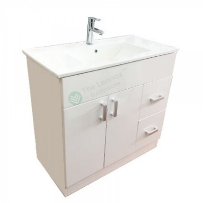 Vanity - Misty Series Plywood 900F White - 100% Water Proof