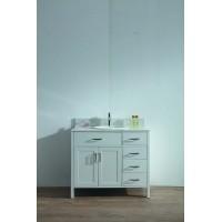 Cabinet - Virtu Series 900F White