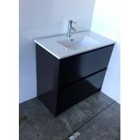 Vanity - Etham Series 900mm Black