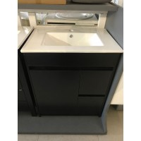 Vanity - Heron Series Plywood N700F Black - 100% Water Proof