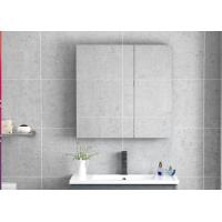Bathroom Mirror Cabinet 650x130x600 mm