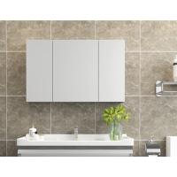 Bathroom Mirror Cabinet 850x130x600 mm - White