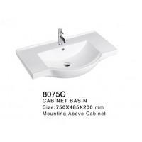 Ceramic Cabinet Basin - Round Series  8075C