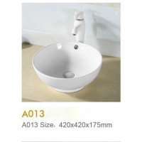 Counter Top Ceramic Basin A013
