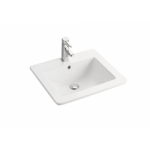 Ceramic Cabinet Basin - Rectangle Series 530mm