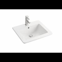 Ceramic Cabinet Basin - Rectangle Series 530mm