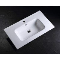 Ceramic Cabinet Basin - Elite Series 800