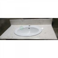 Vanity Tops - Jazz Quartz Stone 1200mm