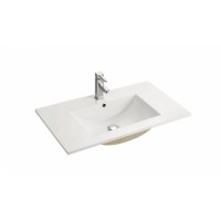 Ceramic Cabinet Basin - Rectangle Series 800