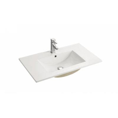 Ceramic Cabinet Basin - Rectangle Series 1000