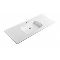 Ceramic Cabinet Basin - Elite Series 1200 Single