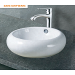 Counter Top Ceramic Basin 1123
