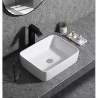 Counter Top Ceramic Basin 342A