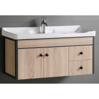 The European Bathroom Vanity 100% WaterProof#7001
