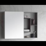 The European Bathroom Mirror Cabinet 100% WaterProof#8005