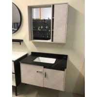 The European Bathroom Vanity Set 100% WaterProo 800mm