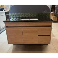 Vanity - Heron Series Plywood N900AS in Wooden Color - 100% Water Proof