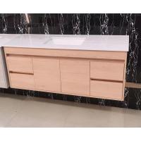 Vanity - Heron Series Plywood N1200 in Wooden Color  With Engineering Stone Top - 100% Water Proof