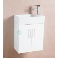 Vanity - Misty series Plywood 460 White - 100% Water Proof
