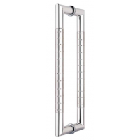 Stainless Steel Glass Door Handle YG843A 32X600L