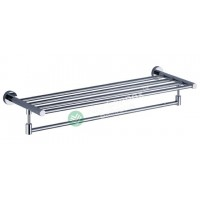 Towel Shelf - Round Wall Hung Series 2200-12