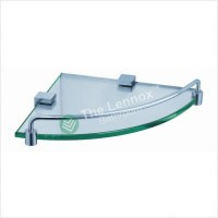 Glass shelf - Curved Corner Series 805 250mm