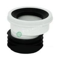 Flexible Toilet Pan  Convertor 20mm Off Set