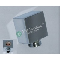 Square Elbow Wall Shower Connection 1004- Female