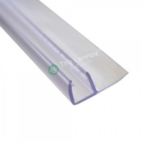 Shower Door Seal Side Strip - 10mm Glass