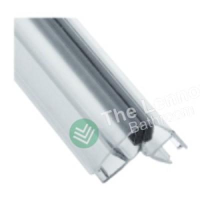 Shower Door Seal Magnetic Strip 10mm Glass