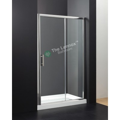 Shower Glass - Eddy Series Sliding Door (1100X1900mm)
