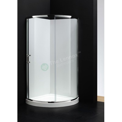 Shower Box - Park Series 2 Sides (820x820x1900mm)