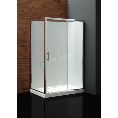 Shower Box - Eddy Series 2 Sides (1100x750x1900mm)