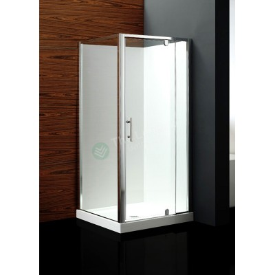 Shower Box - Cape Series 2 Sides (1100x750x1900mm)