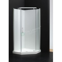 Shower Box - Bay Series 2 Sides (900x900x1900mm)