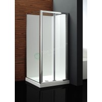 Shower Box - Gulf Series 2 Sides (800x800x1900mm)