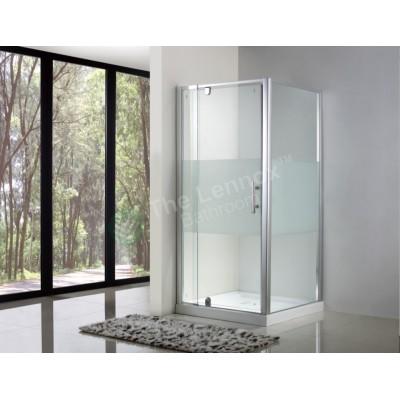 Shower Box - Mira Series 2 Sides  (1000x1000x1900mm)