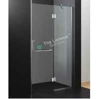 Shower Glass - Stream Series Swing Door (1170x1900mm)