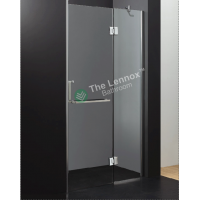 Shower Glass - Stream Series Swing Door (970x1900mm)