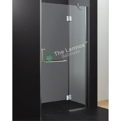 Shower Glass - Stream Series Swing Door (770x1900mm)