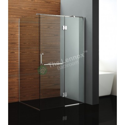 Shower Box - Stream Series 2 Sides Swing Door (870x870x1900mm)