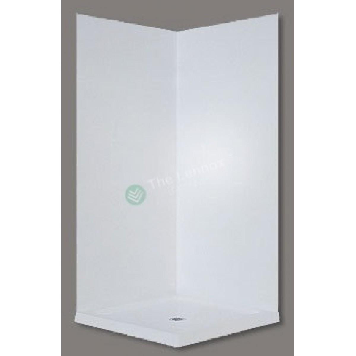 Shower liner 2 sides 880x880x1830mm for Bathroom liner