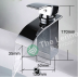 Basin Mixer - Square Series Osca Large Size