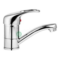 Basin mixer - Round series 2098
