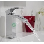 Basin Mixer - Square Series 001CP